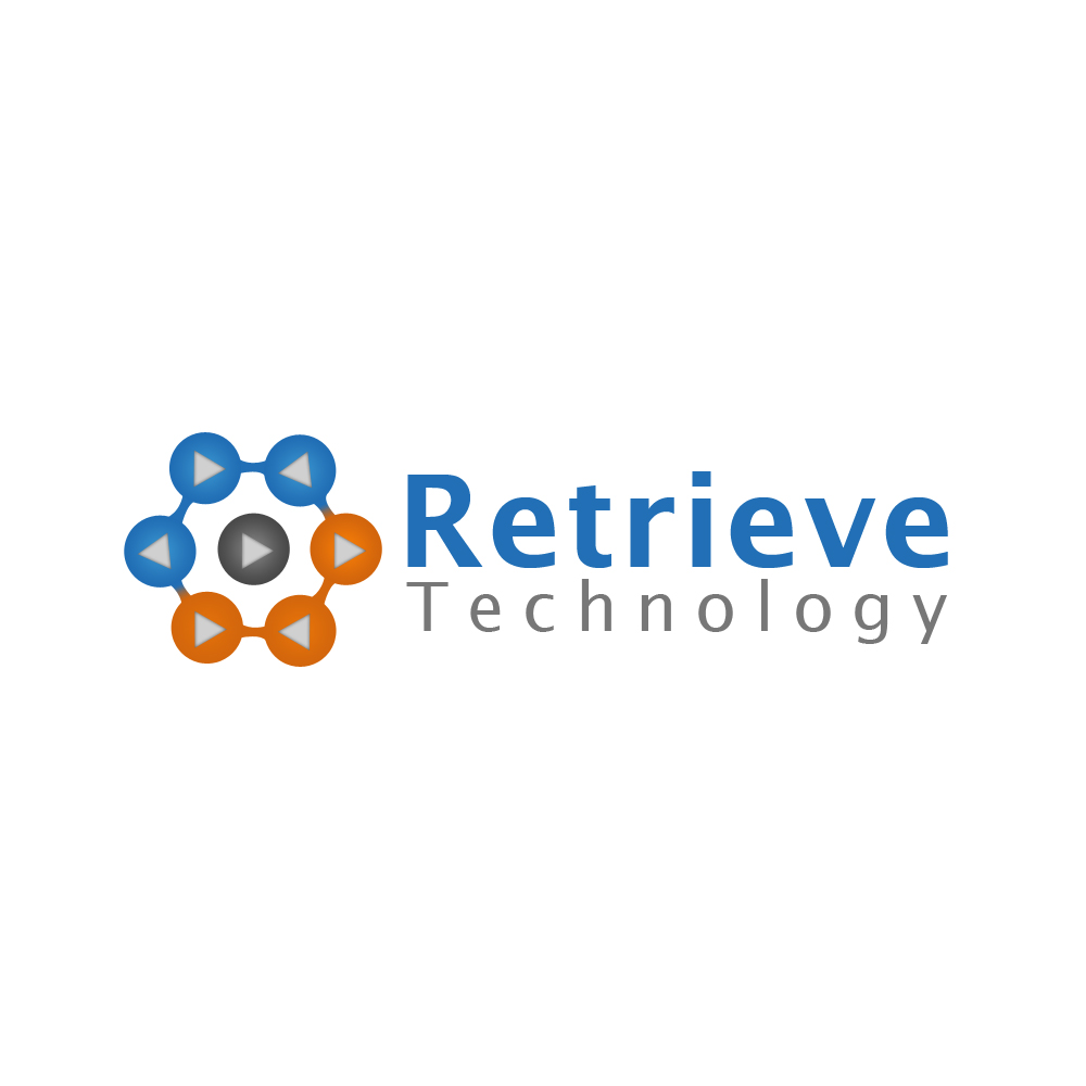 Logo Design by omARTist - Entry No. 199 in the Logo Design Contest Artistic Logo Design for Retrieve Technologies.