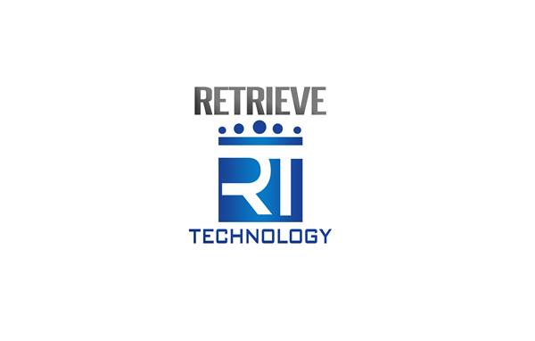 Logo Design by Respati Himawan - Entry No. 204 in the Logo Design Contest Artistic Logo Design for Retrieve Technologies.