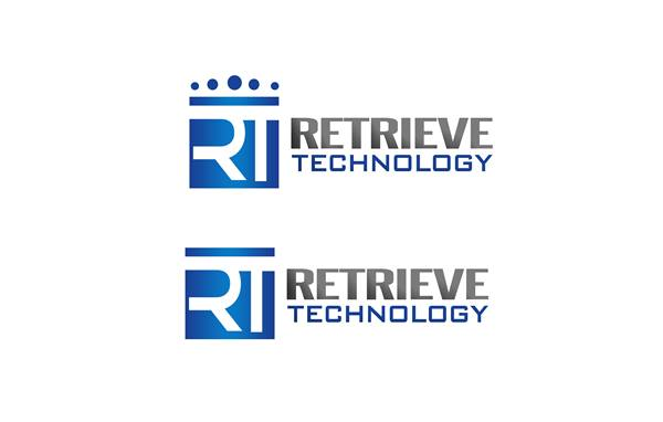 Logo Design by Respati Himawan - Entry No. 207 in the Logo Design Contest Artistic Logo Design for Retrieve Technologies.
