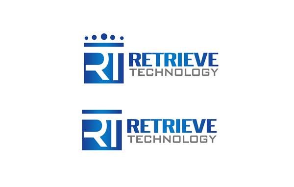 Logo Design by Respati Himawan - Entry No. 208 in the Logo Design Contest Artistic Logo Design for Retrieve Technologies.