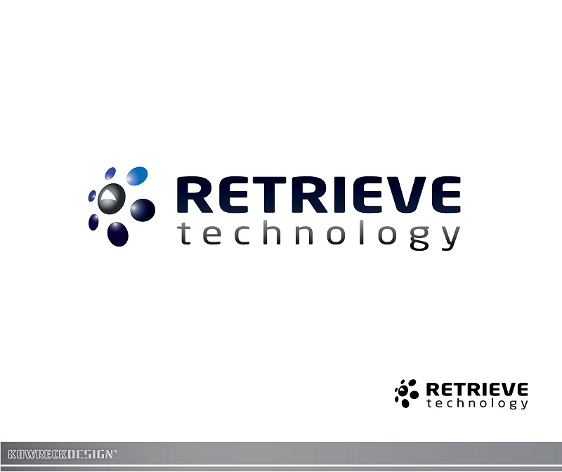 Logo Design by kowreck - Entry No. 213 in the Logo Design Contest Artistic Logo Design for Retrieve Technologies.