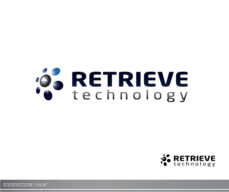 Logo Design by kowreck - Entry No. 213 in the Logo Design Contest Artistic Logo Design for Retrieve Technologies.