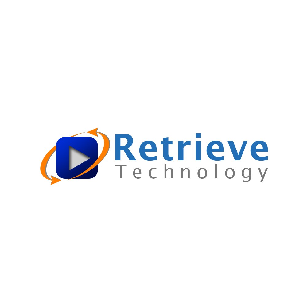 Logo Design by omARTist - Entry No. 214 in the Logo Design Contest Artistic Logo Design for Retrieve Technologies.