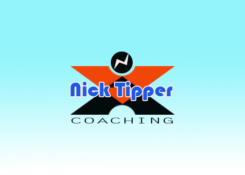 Logo Design by Welhem Ruadil - Entry No. 62 in the Logo Design Contest Logo Design for Nick Tipper Coaching.