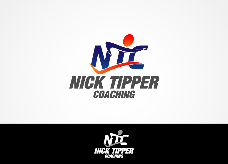 Logo Design by joberto - Entry No. 63 in the Logo Design Contest Logo Design for Nick Tipper Coaching.