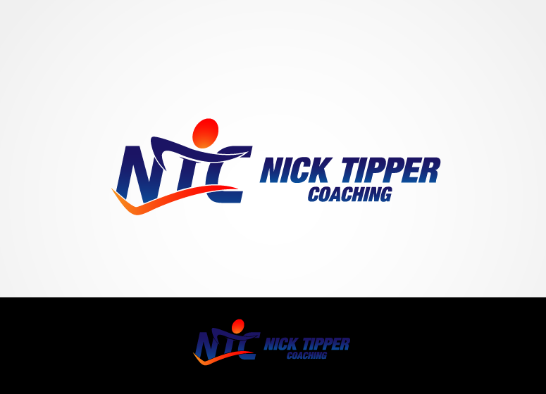 Logo Design by joberto - Entry No. 64 in the Logo Design Contest Logo Design for Nick Tipper Coaching.