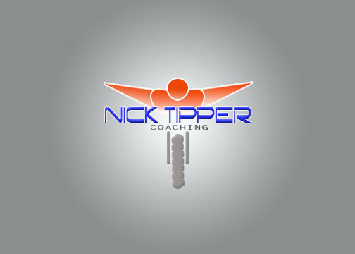 Logo Design by Welhem Ruadil - Entry No. 73 in the Logo Design Contest Logo Design for Nick Tipper Coaching.
