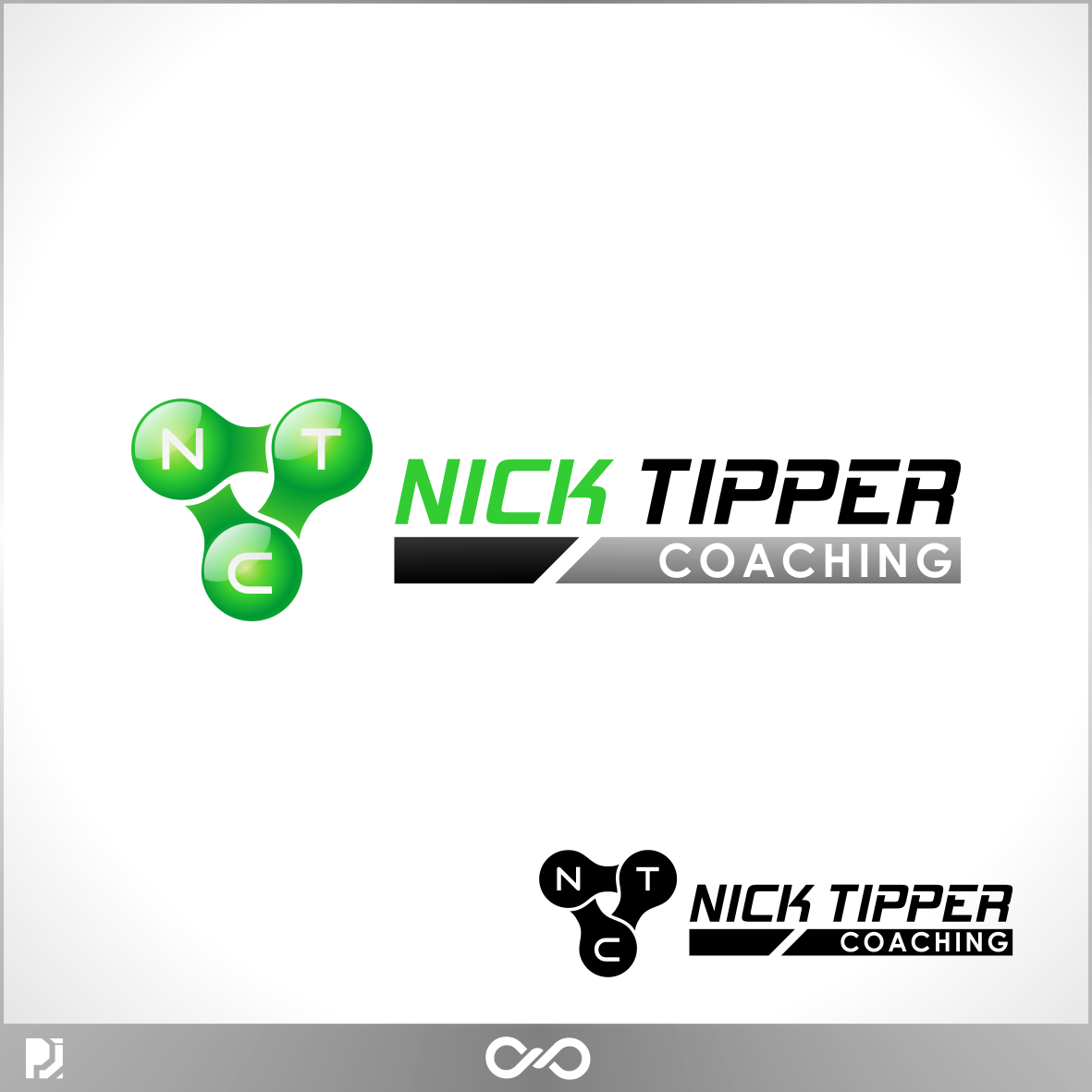Logo Design by PJD - Entry No. 115 in the Logo Design Contest Logo Design for Nick Tipper Coaching.