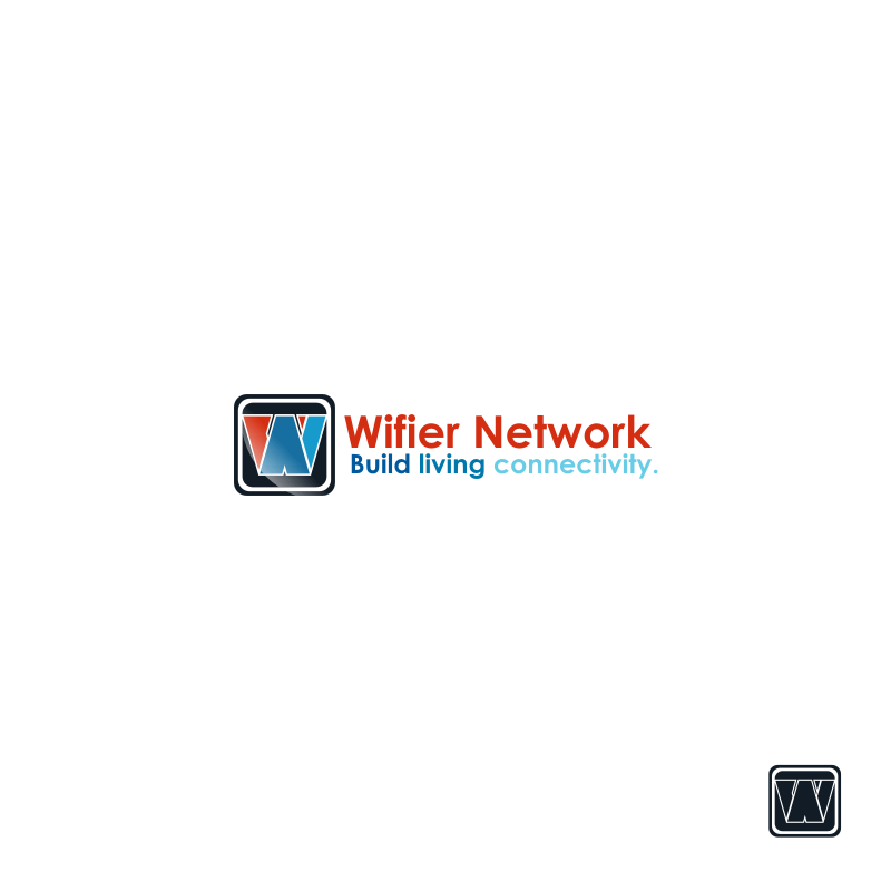 Logo Design by hkdesign - Entry No. 1 in the Logo Design Contest New Logo Design for Wifier Network.