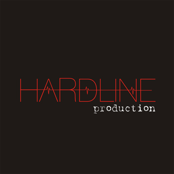 Logo Design by hafizshaikh7 - Entry No. 160 in the Logo Design Contest Hardline Productions.
