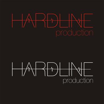 Logo Design by hafizshaikh7 - Entry No. 161 in the Logo Design Contest Hardline Productions.