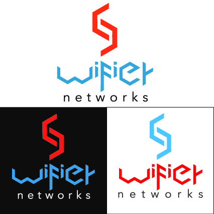 Logo Design by Jorge Henriquez - Entry No. 11 in the Logo Design Contest New Logo Design for Wifier Network.