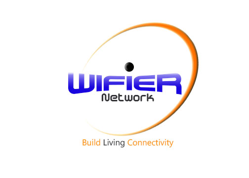 Logo Design by Welhem Ruadil - Entry No. 18 in the Logo Design Contest New Logo Design for Wifier Network.