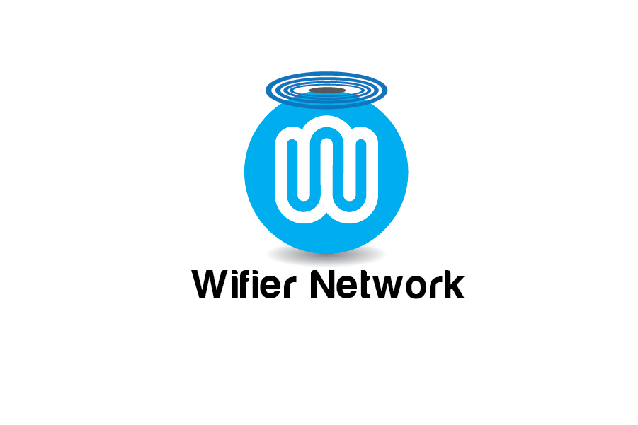 Logo Design by Private User - Entry No. 21 in the Logo Design Contest New Logo Design for Wifier Network.