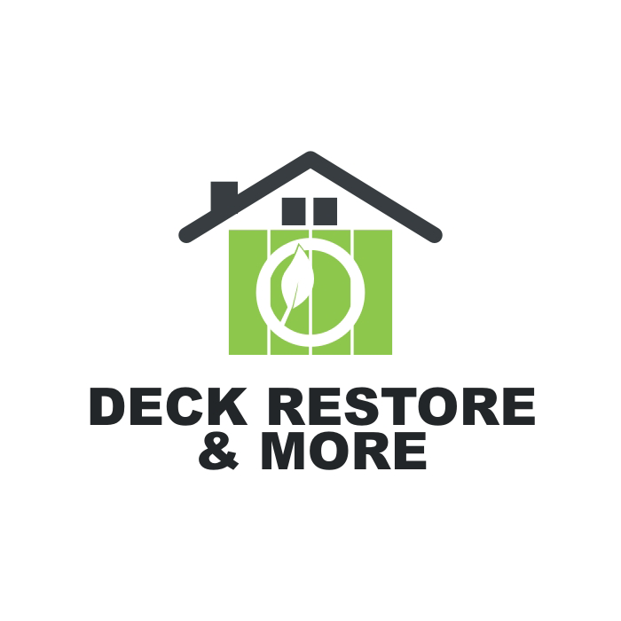 Logo Design by aspstudio - Entry No. 4 in the Logo Design Contest Deck Restore & More.