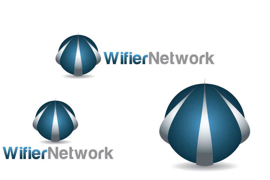 Logo Design by Private User - Entry No. 24 in the Logo Design Contest New Logo Design for Wifier Network.