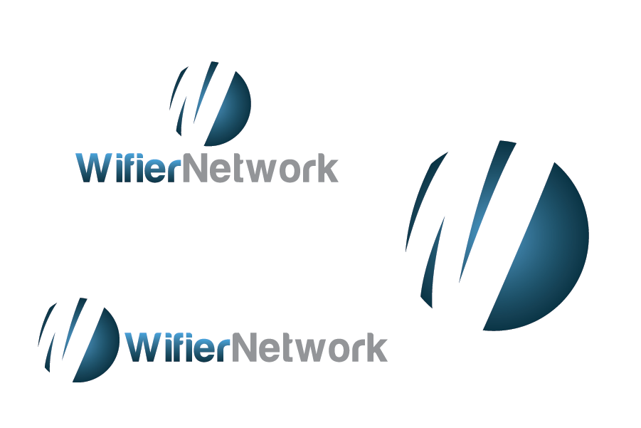 Logo Design by Private User - Entry No. 25 in the Logo Design Contest New Logo Design for Wifier Network.