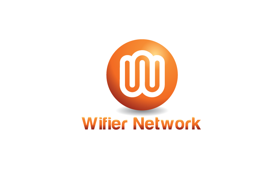 Logo Design by Private User - Entry No. 43 in the Logo Design Contest New Logo Design for Wifier Network.