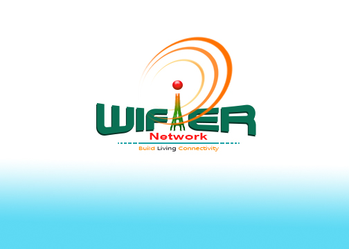 Logo Design by Welhem Ruadil - Entry No. 44 in the Logo Design Contest New Logo Design for Wifier Network.