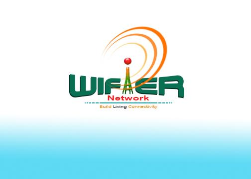 Logo Design by Welhem Ruadil - Entry No. 44 in the Logo Design Contest New Logo Design for Wifier Network.