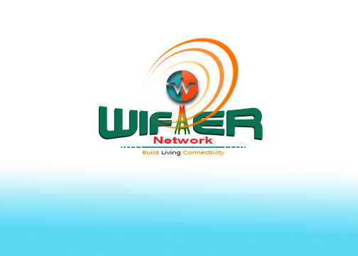 Logo Design by Welhem Ruadil - Entry No. 46 in the Logo Design Contest New Logo Design for Wifier Network.