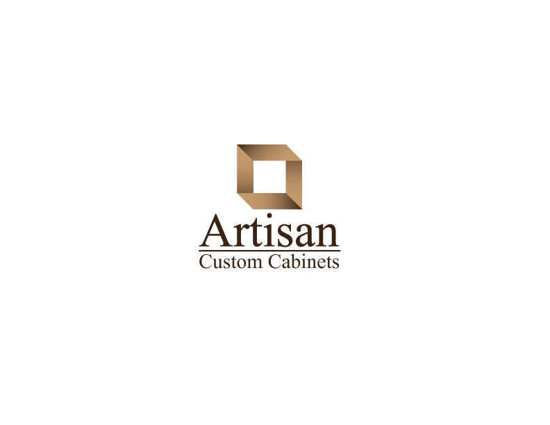 Logo Design by Mahir Hamzic - Entry No. 1 in the Logo Design Contest Creative Logo Design for Artisan Custom Cabinets.