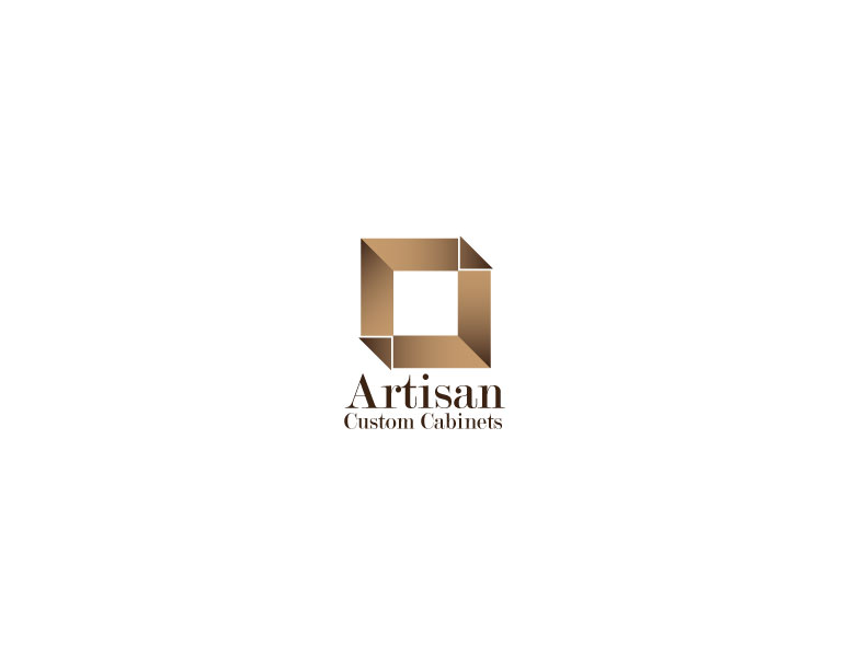 Logo Design by Mahir Hamzic - Entry No. 2 in the Logo Design Contest Creative Logo Design for Artisan Custom Cabinets.