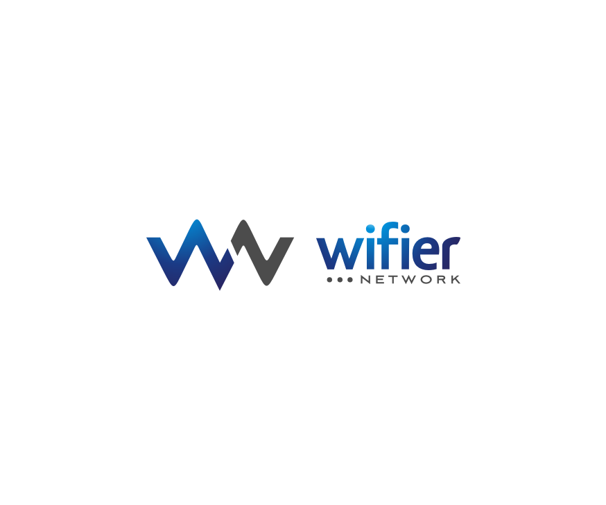 Logo Design by graphicleaf - Entry No. 55 in the Logo Design Contest New Logo Design for Wifier Network.