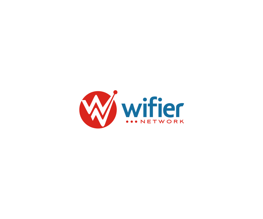 Logo Design by graphicleaf - Entry No. 57 in the Logo Design Contest New Logo Design for Wifier Network.