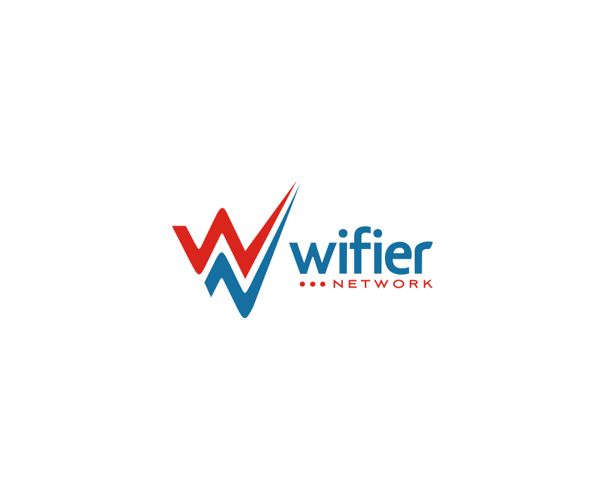 Logo Design by graphicleaf - Entry No. 58 in the Logo Design Contest New Logo Design for Wifier Network.