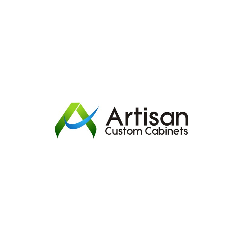 Logo Design by untung - Entry No. 3 in the Logo Design Contest Creative Logo Design for Artisan Custom Cabinets.