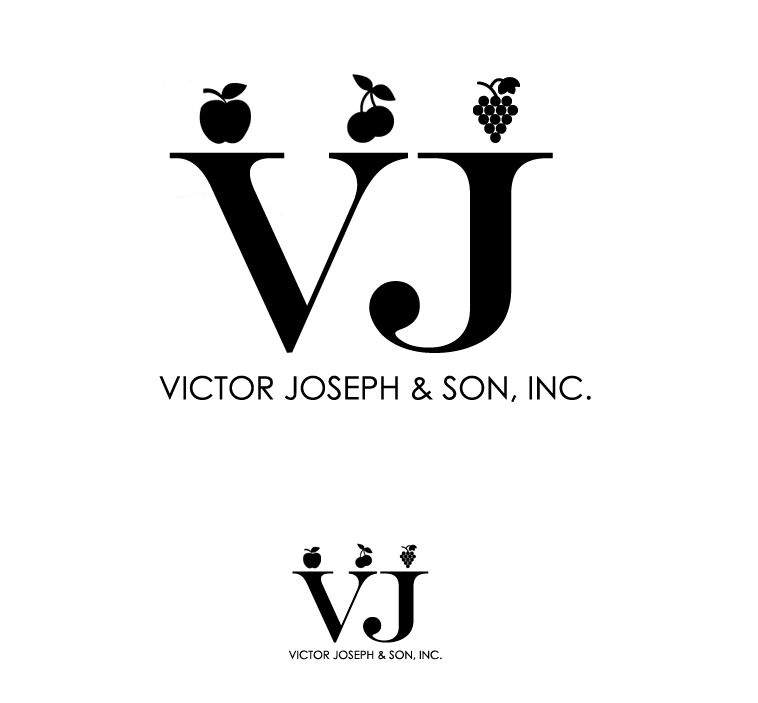 Logo Design by elmd - Entry No. 8 in the Logo Design Contest Imaginative Logo Design for Victor Joseph & Son, Inc..