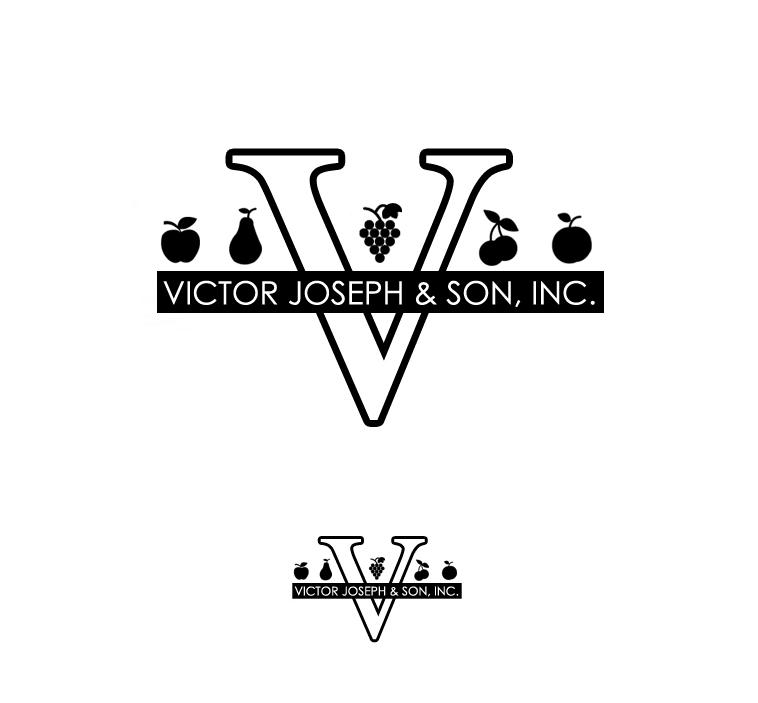 Logo Design by elmd - Entry No. 9 in the Logo Design Contest Imaginative Logo Design for Victor Joseph & Son, Inc..