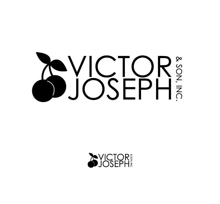 Logo Design by elmd - Entry No. 12 in the Logo Design Contest Imaginative Logo Design for Victor Joseph & Son, Inc..