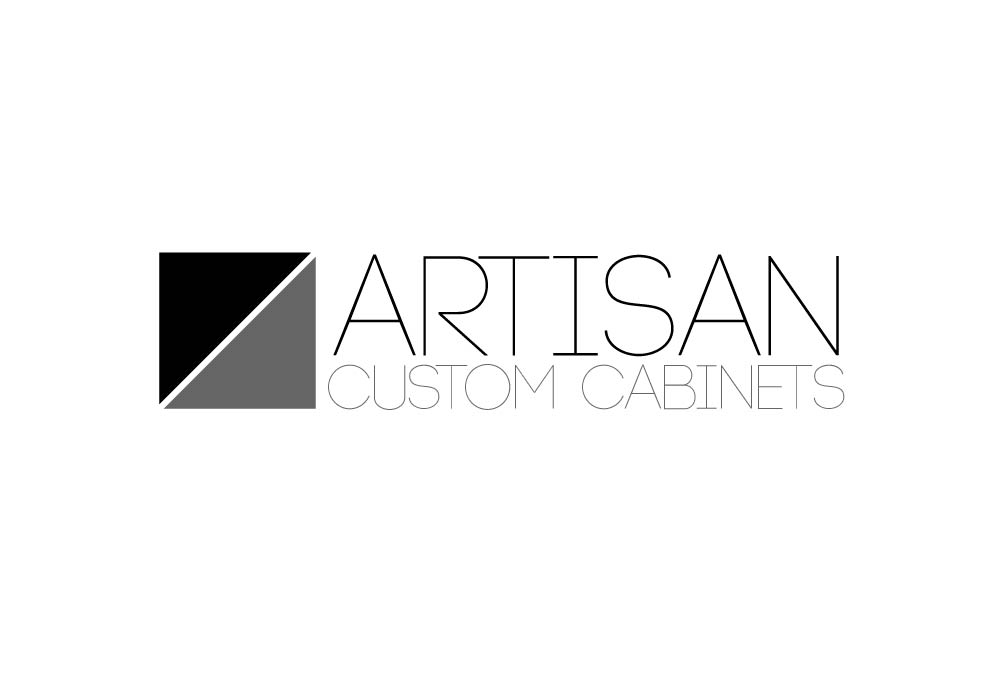 Logo Design by Ndaru Ap - Entry No. 7 in the Logo Design Contest Creative Logo Design for Artisan Custom Cabinets.