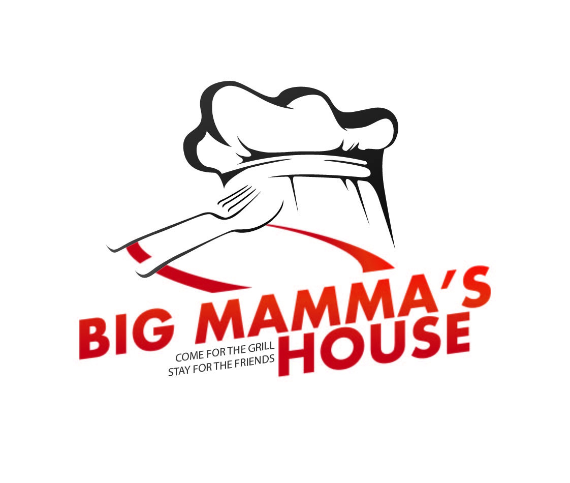 Logo Design by Ndaru Ap - Entry No. 1 in the Logo Design Contest Captivating Logo Design for Big Mamma's House.