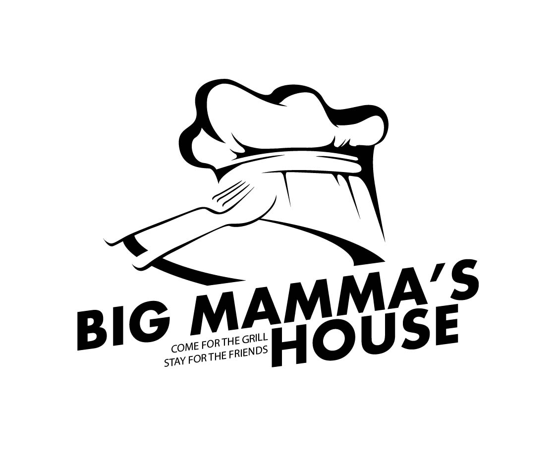 Logo Design by Ndaru Ap - Entry No. 2 in the Logo Design Contest Captivating Logo Design for Big Mamma's House.