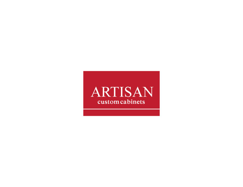 Logo Design by Mahir Hamzic - Entry No. 9 in the Logo Design Contest Creative Logo Design for Artisan Custom Cabinets.