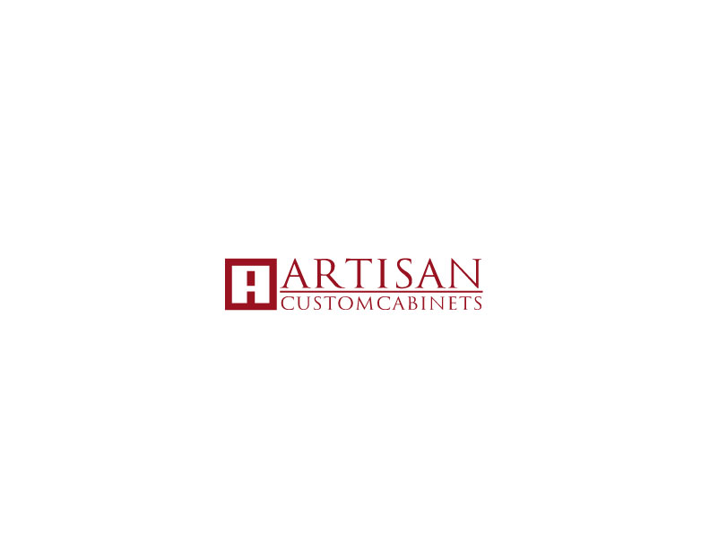 Logo Design by Mahir Hamzic - Entry No. 11 in the Logo Design Contest Creative Logo Design for Artisan Custom Cabinets.