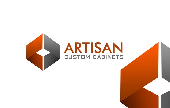Logo Design by Respati Himawan - Entry No. 15 in the Logo Design Contest Creative Logo Design for Artisan Custom Cabinets.