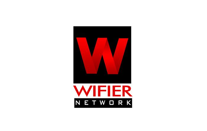 Logo Design by Respati Himawan - Entry No. 73 in the Logo Design Contest New Logo Design for Wifier Network.