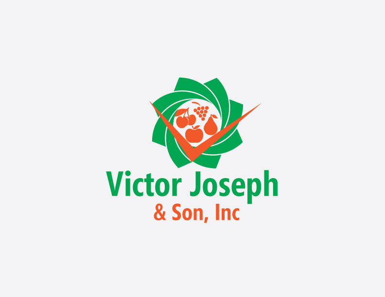 Logo Design by Private User - Entry No. 21 in the Logo Design Contest Imaginative Logo Design for Victor Joseph & Son, Inc..