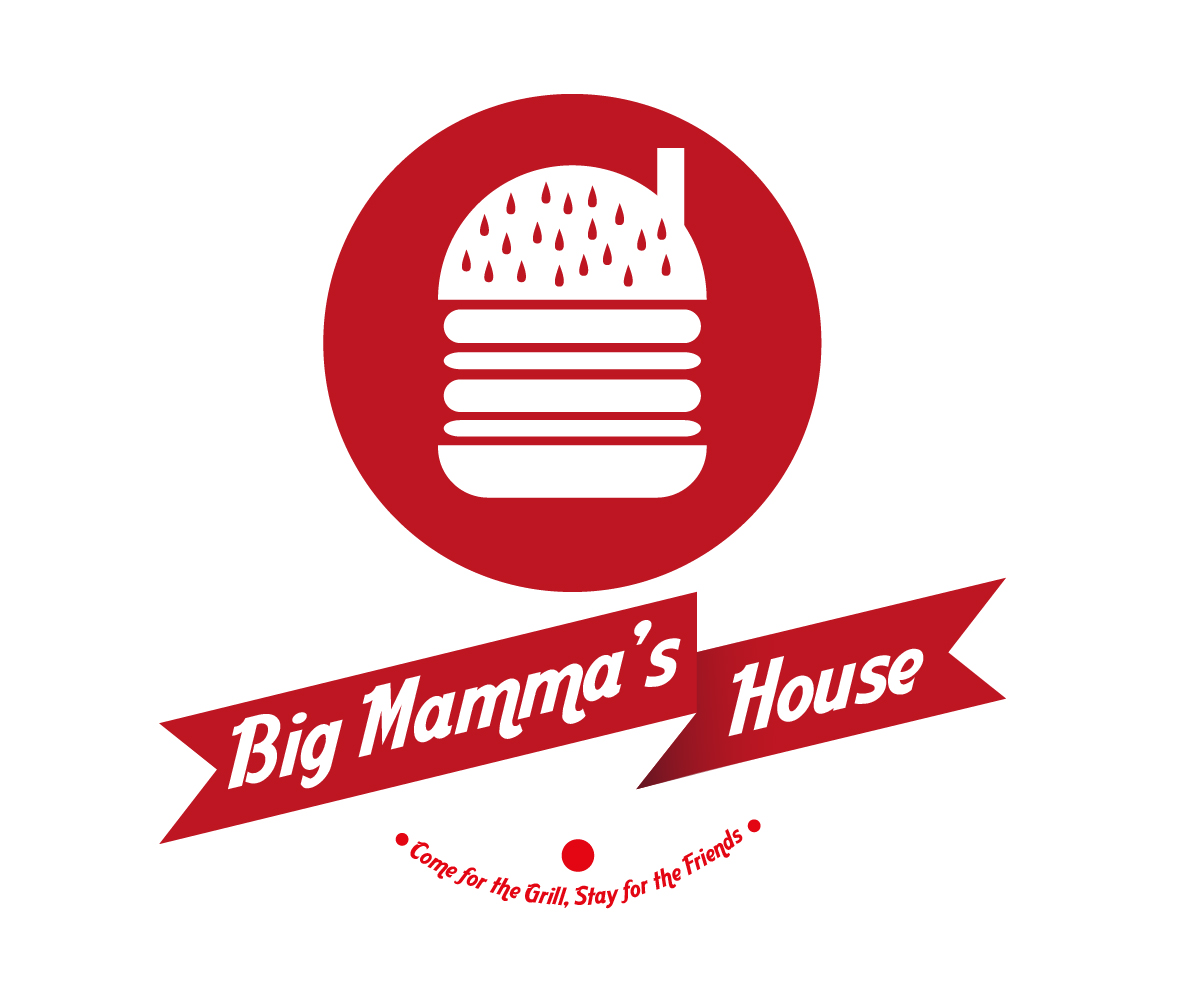 Logo Design by Ndaru Ap - Entry No. 8 in the Logo Design Contest Captivating Logo Design for Big Mamma's House.