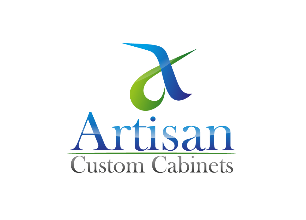 Logo Design by Ndaru Ap - Entry No. 29 in the Logo Design Contest Creative Logo Design for Artisan Custom Cabinets.