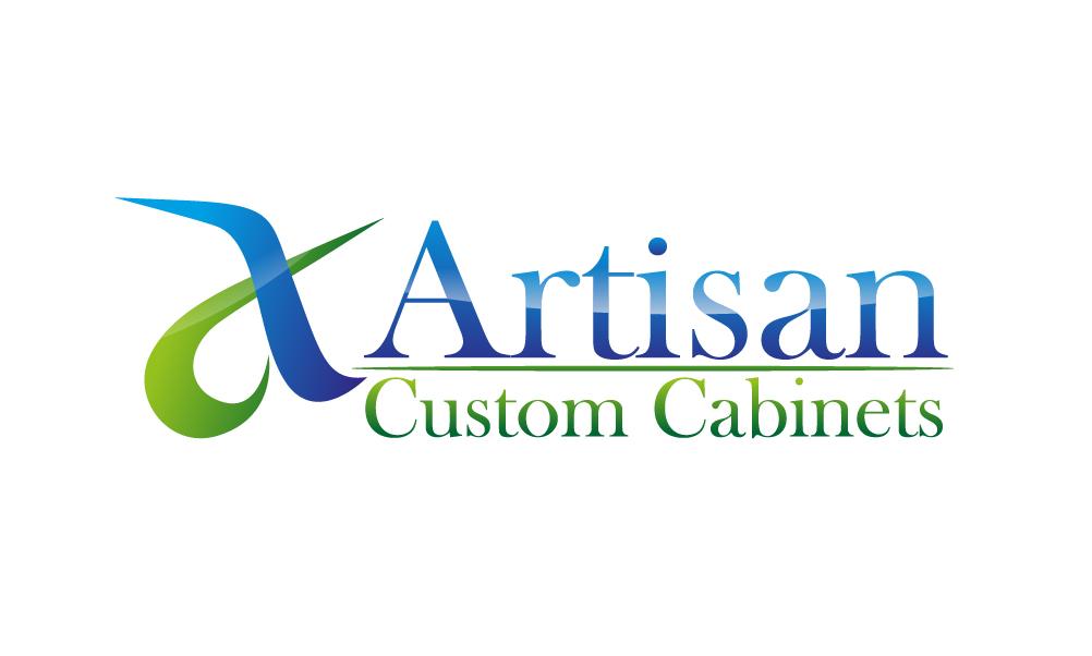 Logo Design by Ndaru Ap - Entry No. 30 in the Logo Design Contest Creative Logo Design for Artisan Custom Cabinets.