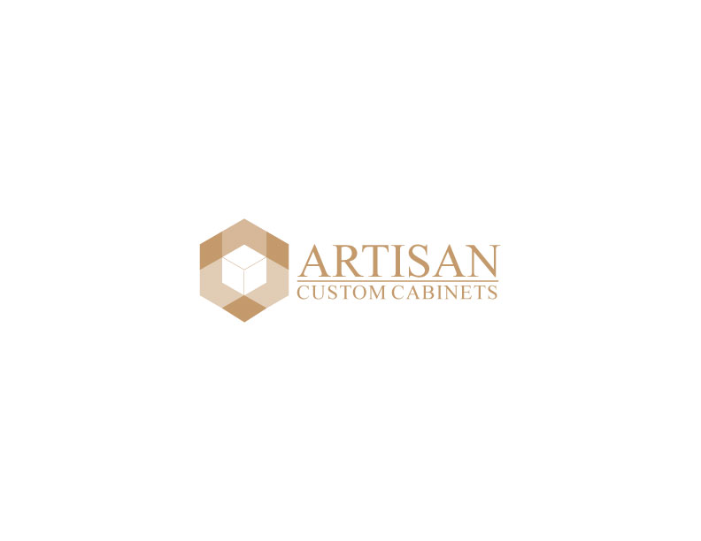 Logo Design by Mahir Hamzic - Entry No. 32 in the Logo Design Contest Creative Logo Design for Artisan Custom Cabinets.