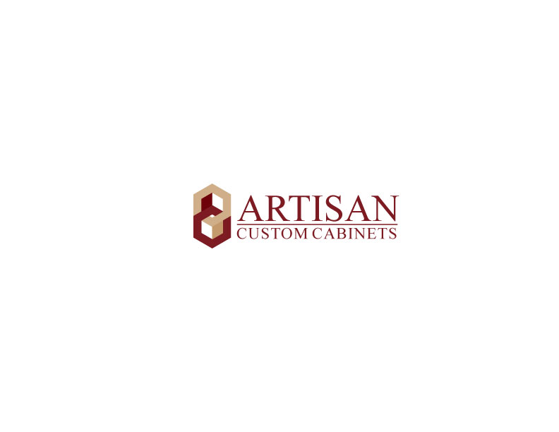 Logo Design by Mahir Hamzic - Entry No. 36 in the Logo Design Contest Creative Logo Design for Artisan Custom Cabinets.