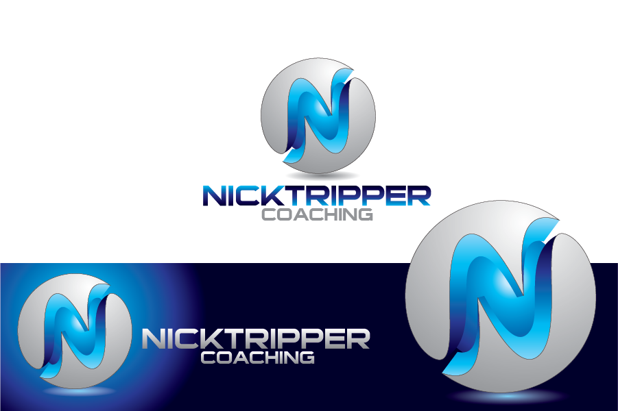 Logo Design by Muhammad Moinjaved - Entry No. 144 in the Logo Design Contest Logo Design for Nick Tipper Coaching.