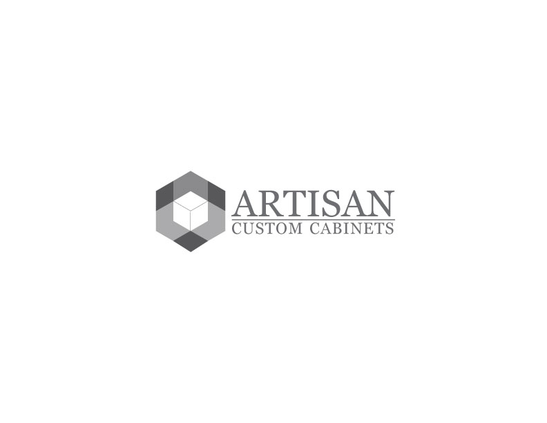 Logo Design by Mahir Hamzic - Entry No. 61 in the Logo Design Contest Creative Logo Design for Artisan Custom Cabinets.