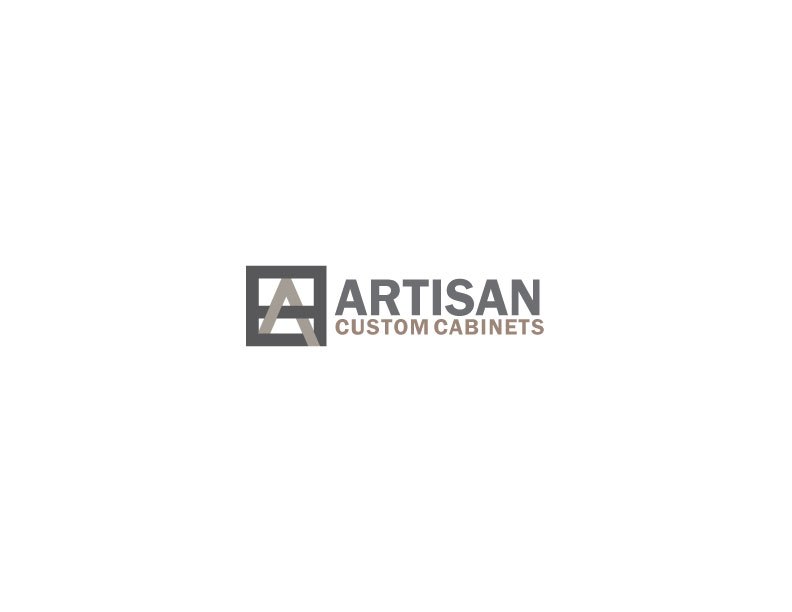 Logo Design by Mahir Hamzic - Entry No. 62 in the Logo Design Contest Creative Logo Design for Artisan Custom Cabinets.